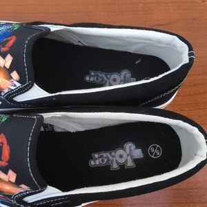 243951781fcd DC Comics Shoes - Joker Harley Quinn kissing shoes DC Comics 5 6.